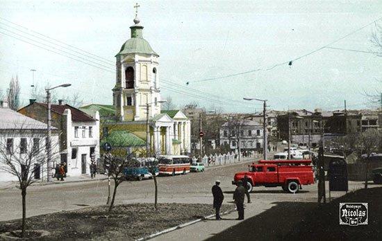 Греческая церковь, 1974